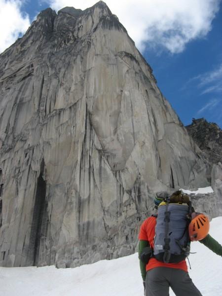 A Bugaboo peak