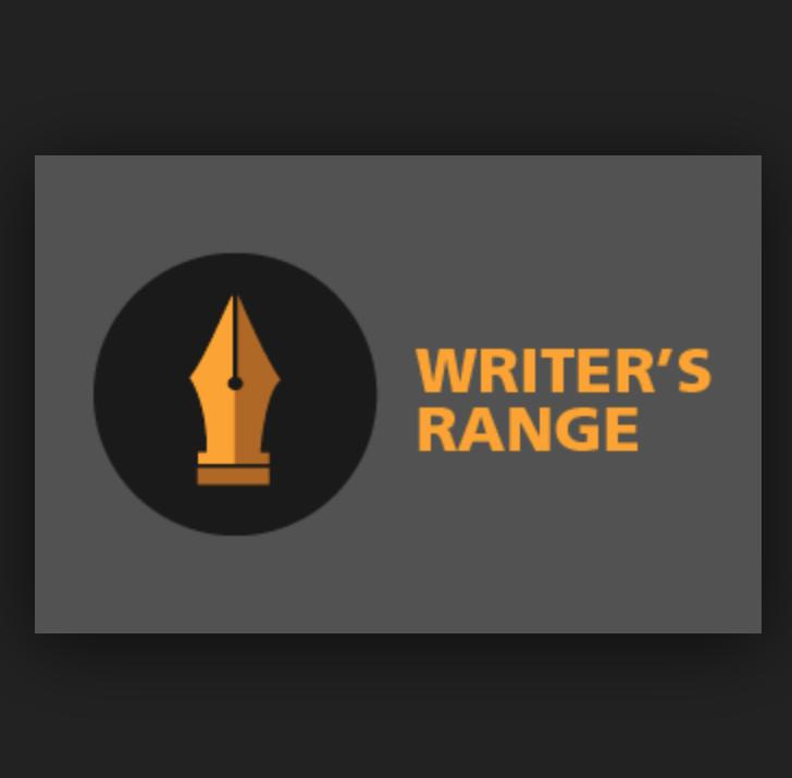 Writer's Range podcast