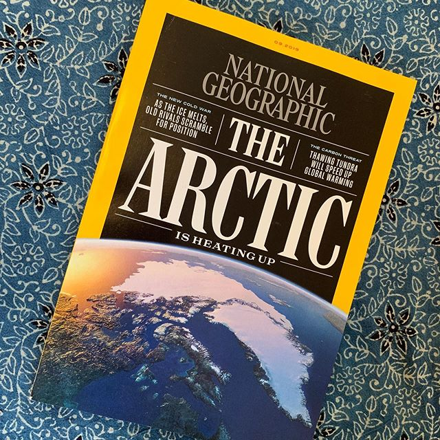 National Geographic The Arctic Issue